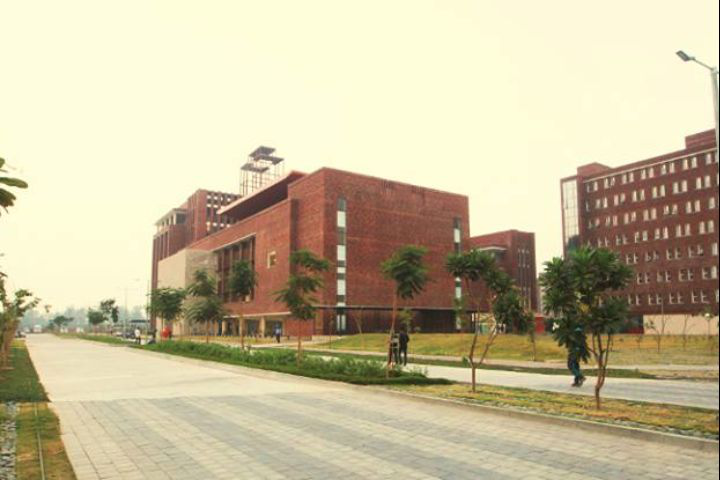 Ashoka University, Sonepat  View of Ashoka University Sonepat