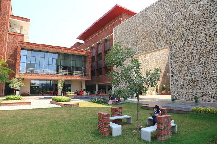 Ashoka University, Sonepat  Green Campus of Ashoka-aAshoka University SonepatUniversity-Sonepat7
