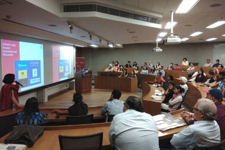 Ashoka University, Sonepat  Project room of Ashoka University Sonepat