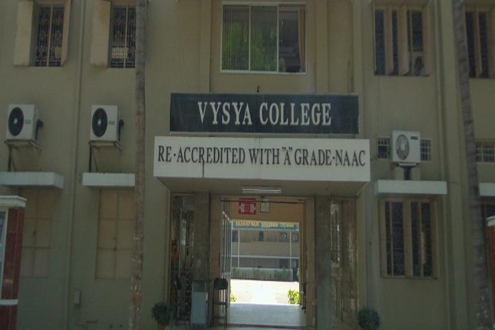 Vysya College, Salem - courses, fee, cut off, ranking