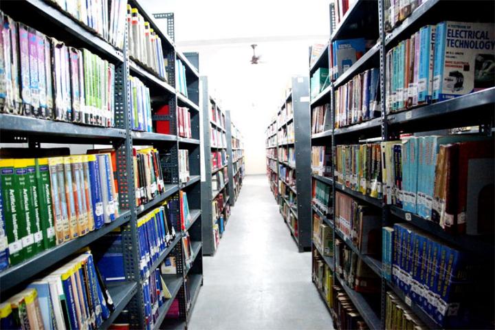 Al Falah University, Faridabad  Library of Al Falah University Faridabad