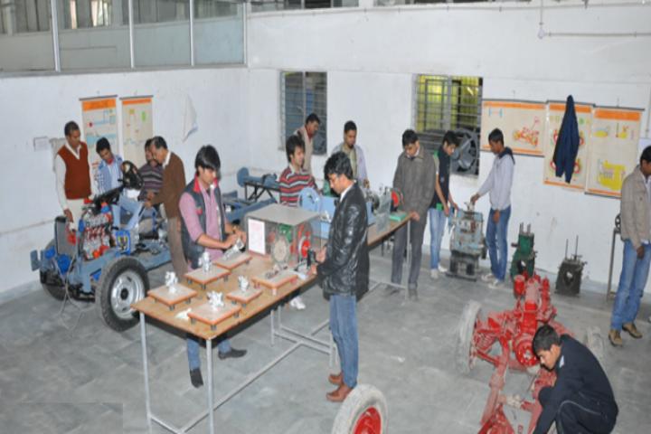 Al Falah University, Faridabad  Mechanical Lab of Al Falah University Faridabad