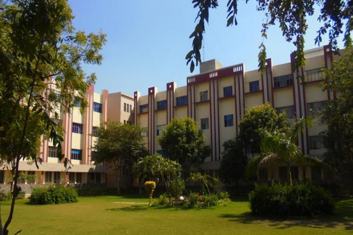 Al Falah University, Faridabad  Campus View of Al Falah University Faridabad