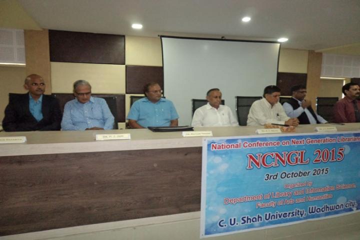 CU Shah University, Surendranagar  CU-Shah-University-Surendranagar4