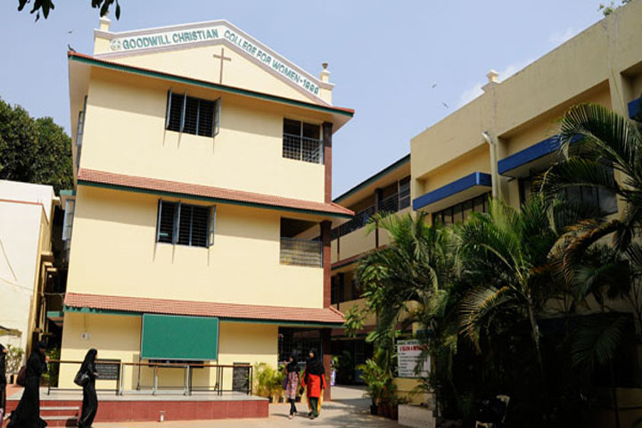 Goodwill Christian College for Women, Bangalore - courses