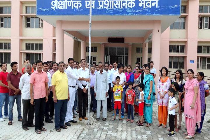 Pt Neki Ram Sharma Government College, Rohtak - courses, fee