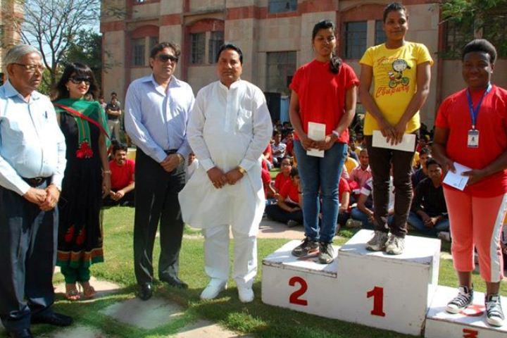 Jaipur National University, Jaipur Sports View of Jaipur National University Jaipur