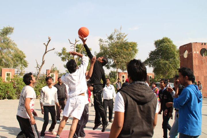 Jaipur National University, Jaipur Outdoor Sports of Jaipur National University Jaipur