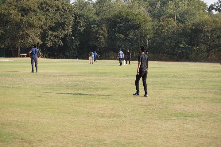 Maharashtra National Law University, Nagpur Ground of Maharashtra National Law University Nagpur