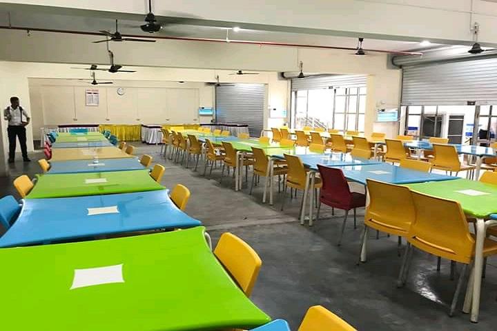 Maharashtra National Law University, Nagpur Cafeteria of Maharashtra National Law University Nagpur