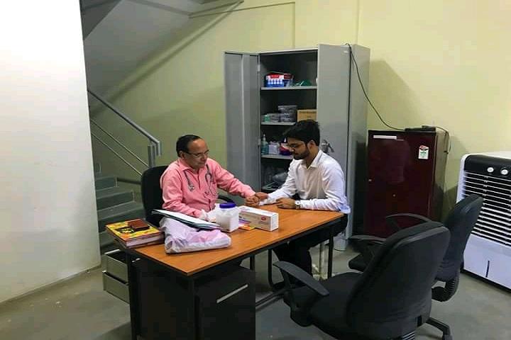 Maharashtra National Law University, Nagpur Medical Facility at Maharashtra National Law University Nagpur