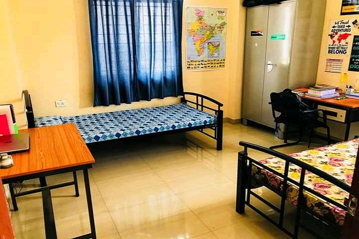 Maharashtra National Law University, Nagpur Hostel Room of Maharashtra National Law University Nagpur