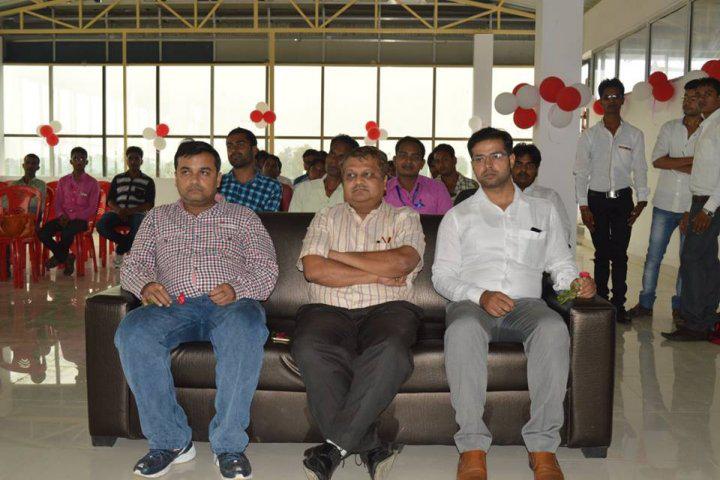 AISECT University, Hazaribagh  AISECT-University-Hazaribagh