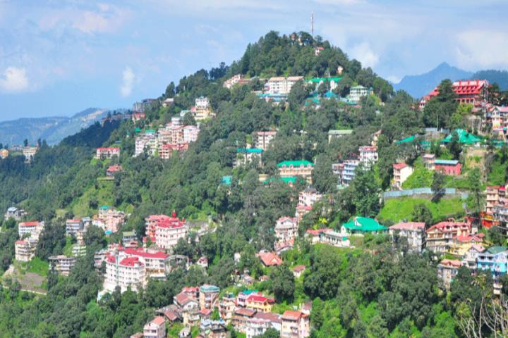 Himachal Pradesh National Law University, Shimla Green campus of Himachal Pradesh National Law University Shimla