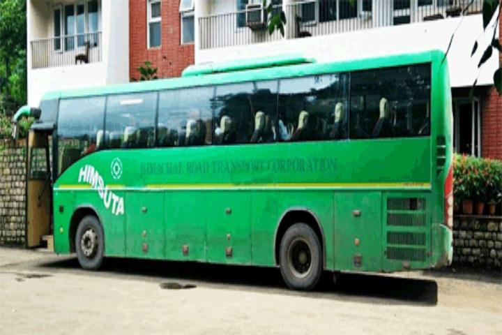 Himachal Pradesh National Law University, Shimla Transport at Himachal Pradesh National Law University Shimla