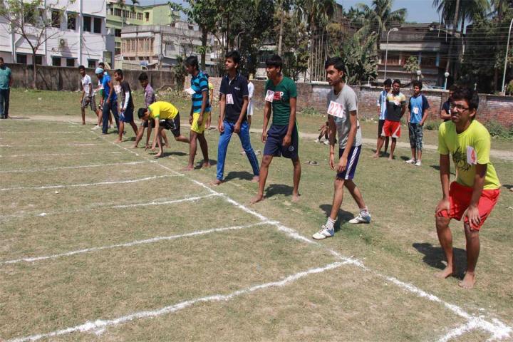 Brainware University, Kolkata  Outdoor Sports of Brainware University Kolkata