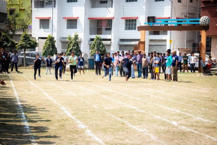 Brainware University, Kolkata  Sports View of Brainware University Kolkata