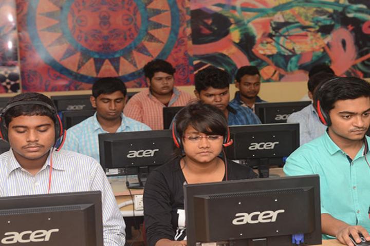 Brainware University, Kolkata  Computer Lab View of Brainware University Kolkata