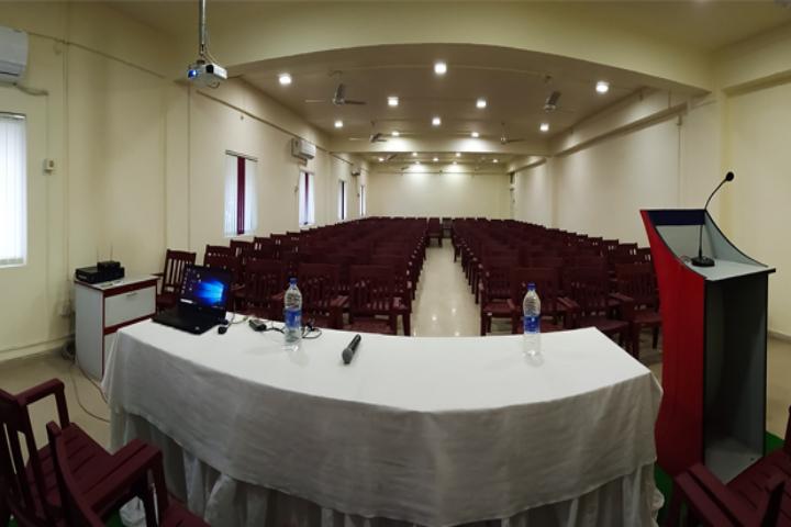 Brainware University, Kolkata  Seminer Hall View of Brainware University Kolkata