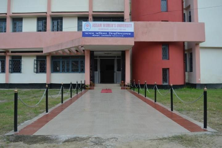Assam Women's University, Jorhat  Assam-Womens-University-Jorhat1