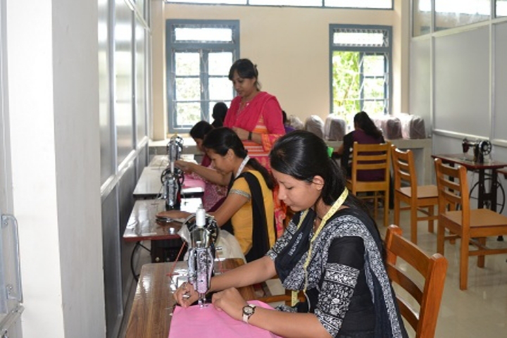 Assam Women's University, Jorhat  Assam-Womens-University-Jorhat5