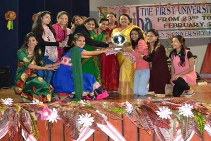 Assam Women's University, Jorhat  Assam-Womens-University-Jorhat7