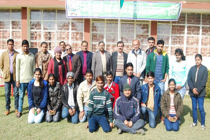 Rani Lakshmi Bai Central Agricultural University Jhansi College Students of Rani Lakshmi Bai Central Agricultural University Jhansi