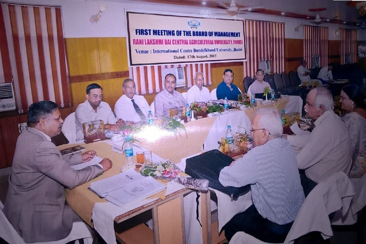 Rani Lakshmi Bai Central Agricultural University Jhansi Meeting room of Rani Lakshmi Bai Central Agricultural University Jhansi