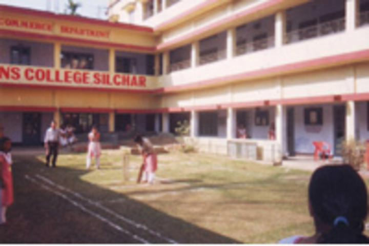 Women's College, Silchar - courses, fee, cut off, ranking, admission