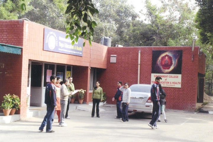 Government College of Yoga Education and Health, Chandigarh