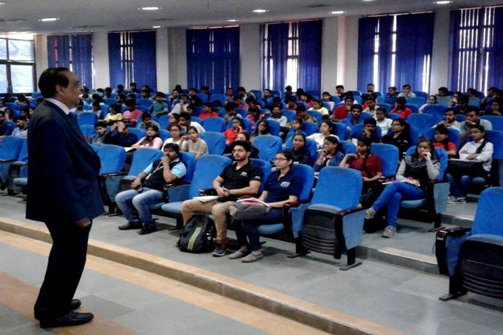 ITM University, Gwalior  Auditorium of ITM University Gwalior