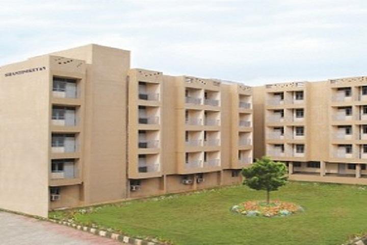 ITM University, Gwalior  Buildings of ITM University Gwalior