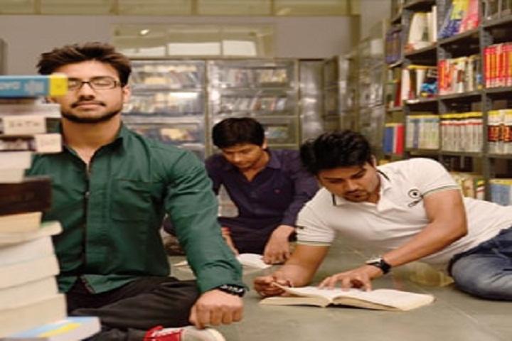 ITM University, Gwalior  Library of ITM University Gwalior