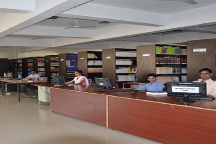 ITM University, Gwalior  Library View of ITM University Gwalior