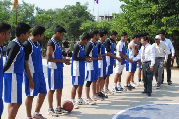 ITM University, Gwalior  Sports Event on ITM University Gwalior
