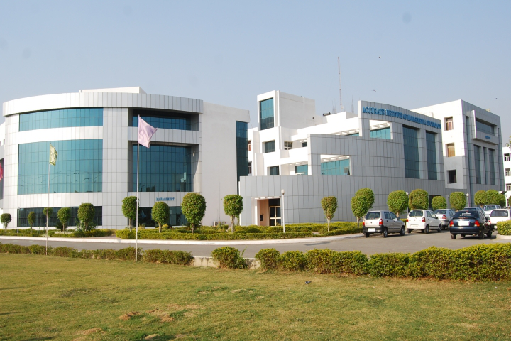 Accurate Institute of Architecture and Planning, Greater Noida  College Building Of Accurate Institute of Architecture and Planning Greater Noida