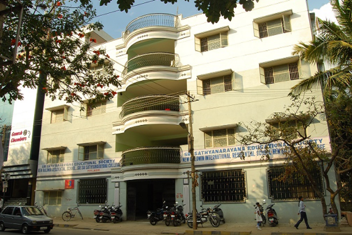 Sri Sai Sathyanarayana PU and Degree College, Bangalore - courses