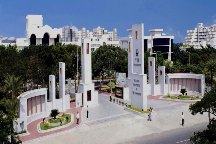 Vellore Institute of Technology, Vellore - courses, fee, cut off