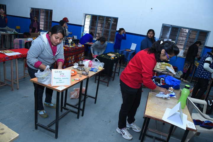 Nightingale College for Girls, Alwar - courses, fee, cut off