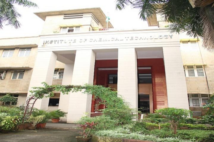 Institute of Chemical Technology, Mumbai - courses, fee, cut off