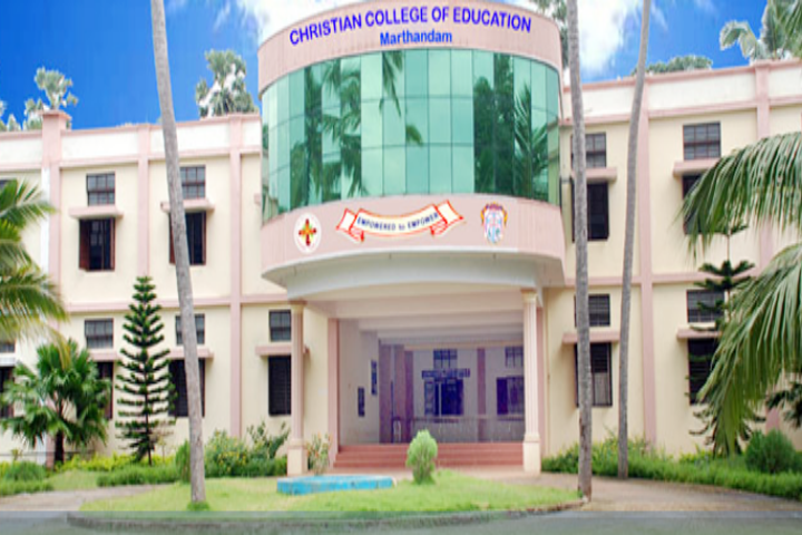 Christian College of Education, Marthandam - courses, fee