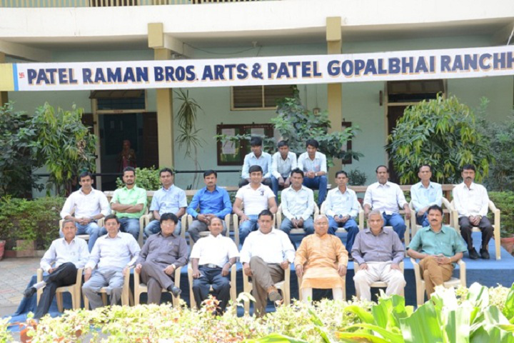 Patel Raman Brothers Arts and Patel Gopalbhai Ranchhodji