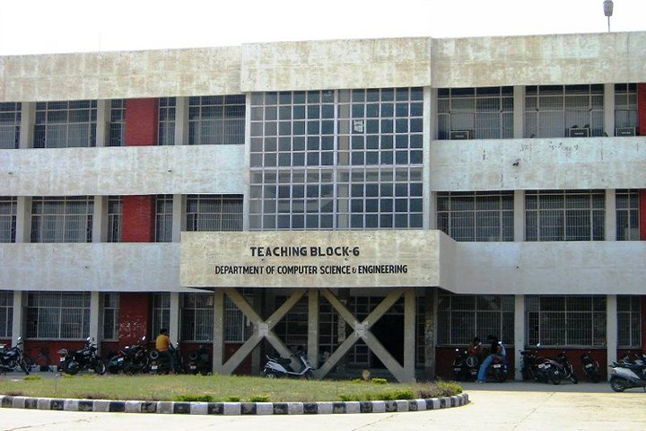 Guru Jambheshwar University of Science and Technology, Hisar  Teaching Block View of Guru Jambheshwar University of Science and Technology Hisar