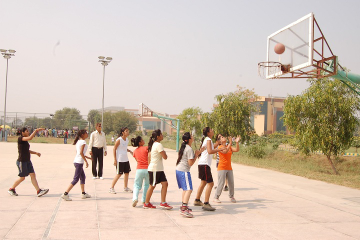 Guru Jambheshwar University of Science and Technology, Hisar  Sport Facility of Guru Jambheshwar University of Science and Technology Hisar