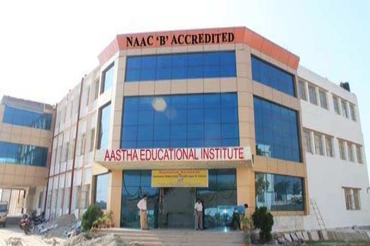 Aastha Educational Institute, Modinagar - courses, fee, cut