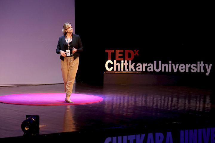 Chitkara University, Patiala  TED Talk Show Chitkara University Patiala