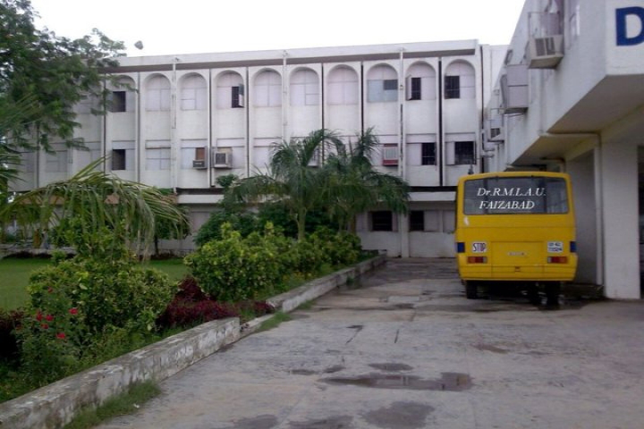 Dr Ram Manohar Lohia Avadh University, Faizabad  RLAU6