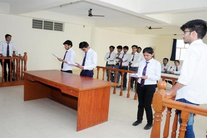 Oriental University, Indore  13
