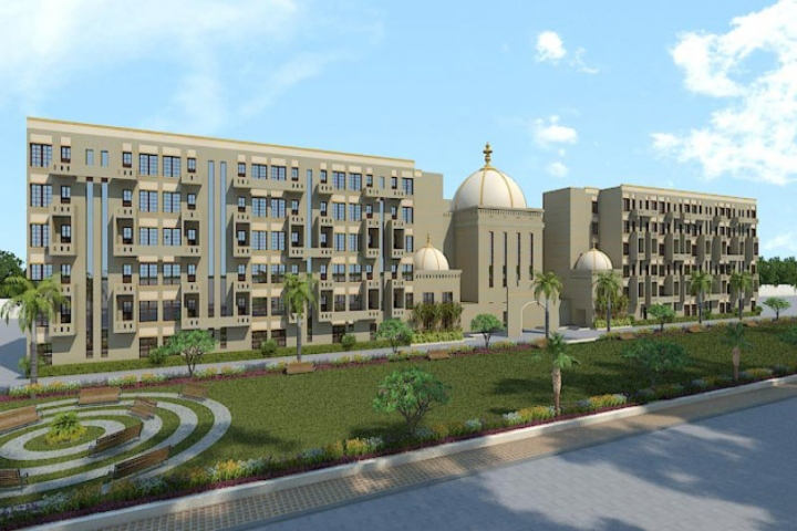 Oriental University, Indore  3