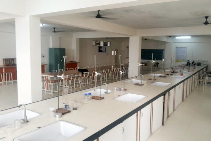 Oriental University, Indore  5